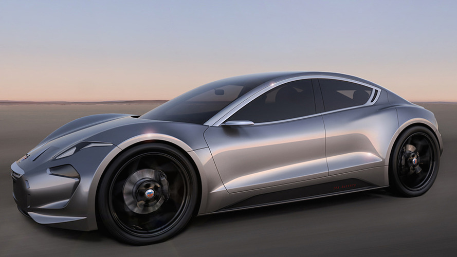 Fisker EMotion introduced, promises 400-mile electric range