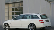 New Mercedes C-Class Estate by Brabus