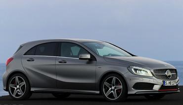 Mercedes-Benz Developing Infiniti Q30 Hatcback
