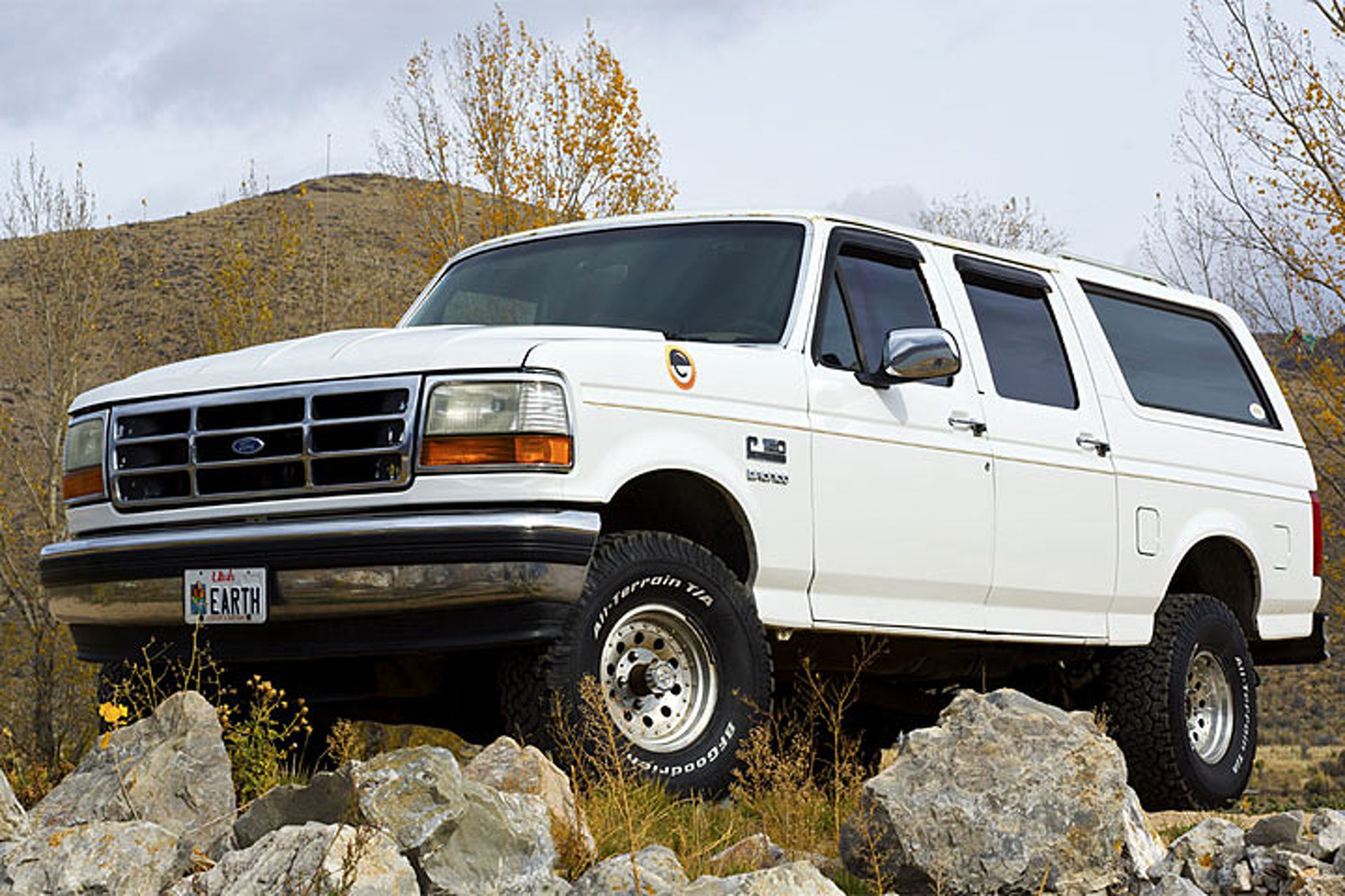This Is The 4 Door Ford Bronco You Didnt Know Existed