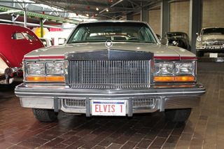 Elvis Presley's 1977 Cadillac Seville Isn't All That
