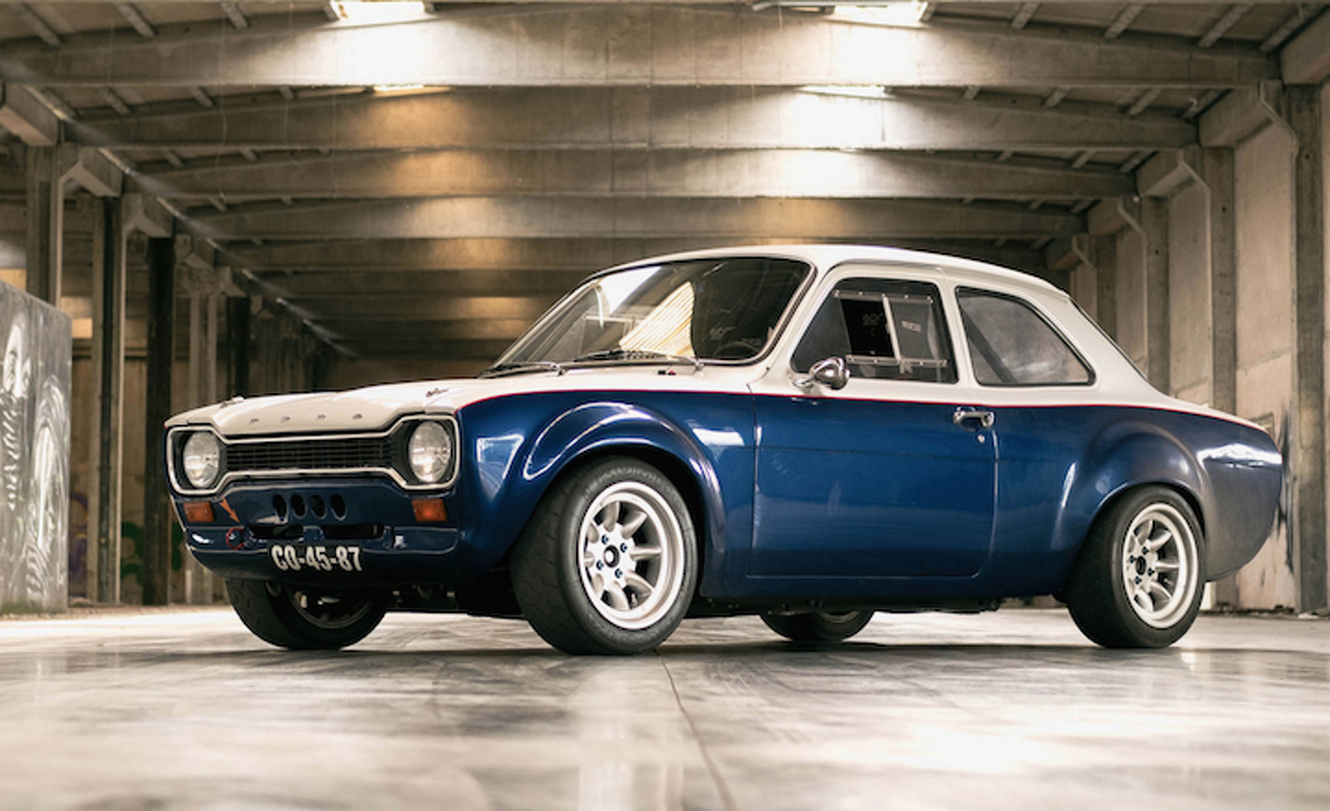 1974 Ford Escort MK1 Restored To Its Former Glory; Promptly Does ...