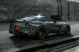 Novitec Ferrari F12berlinetta Gets Meaner Looks, More Power