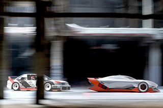 Electric Audi One Concept Previews a Handsome Future for Auto Racing