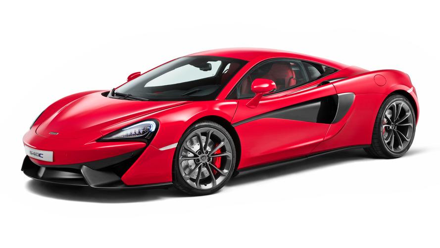 McLaren 540