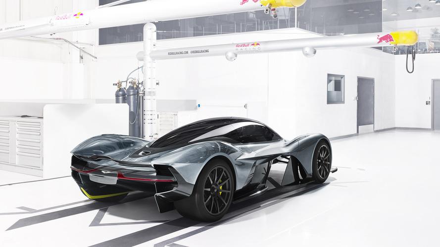 Aston Martin: une future sportive à moteur central?