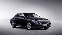 Long-wheelbase Mercedes-Benz E-Class