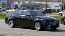 2017 Cadillac CTS spy photo