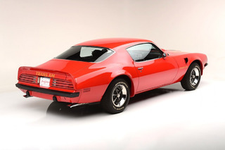 Place Your Bid on This 1974 Pontiac Firebird Trans Am 455 Super Duty