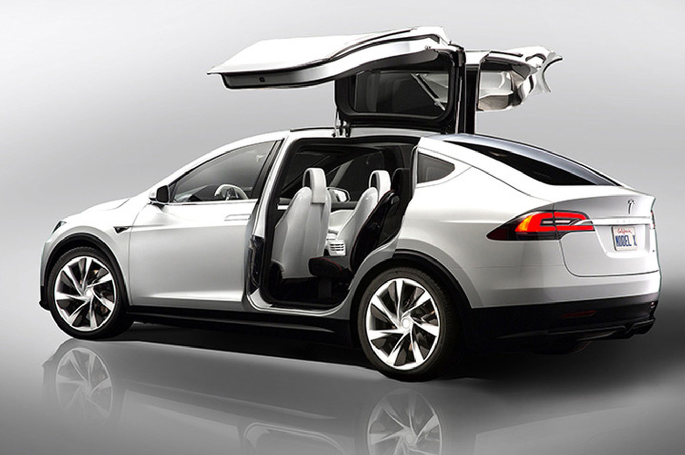 5 Facts About the Upcoming Tesla Model X