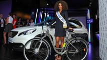 Miss France 2017 en Peugeot 2008
