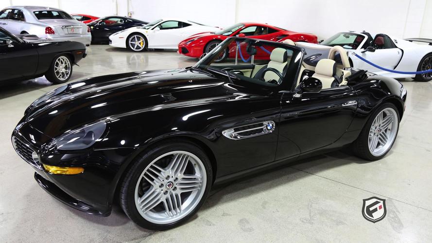 Este raro BMW Z8 Alpina puede ser tuyo