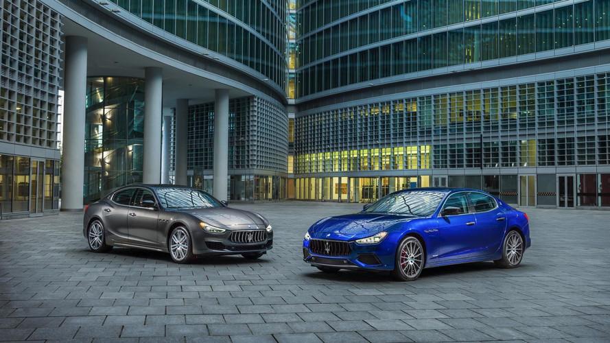 Maserati Ghibli GranLusso ve GranSport resmen tanıtıldı