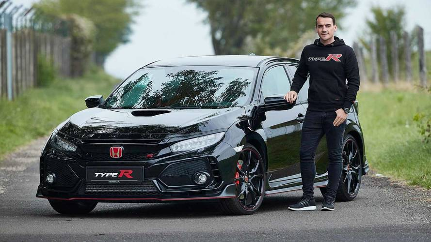 Eladóvá vált Michelisz Norbert Honda Civic Type R GT modellje