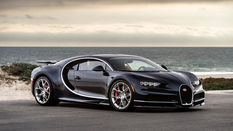 Bugatti cumpre meta e entrega 70 unidades do Chiron em 2017