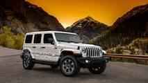 2018 Jeep Wrangler Unlimited in Bright White Clear Coat