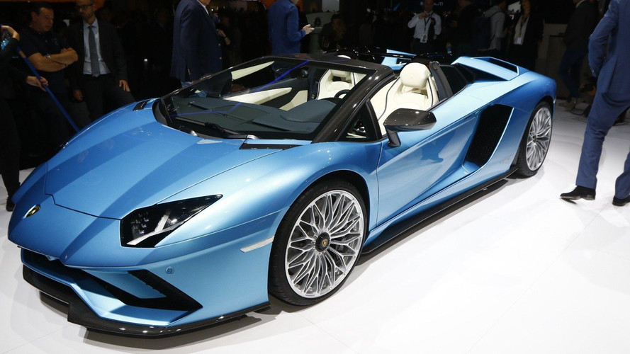 Lamborghini Aventador Replacement Could Be A Hybrid Hypercar