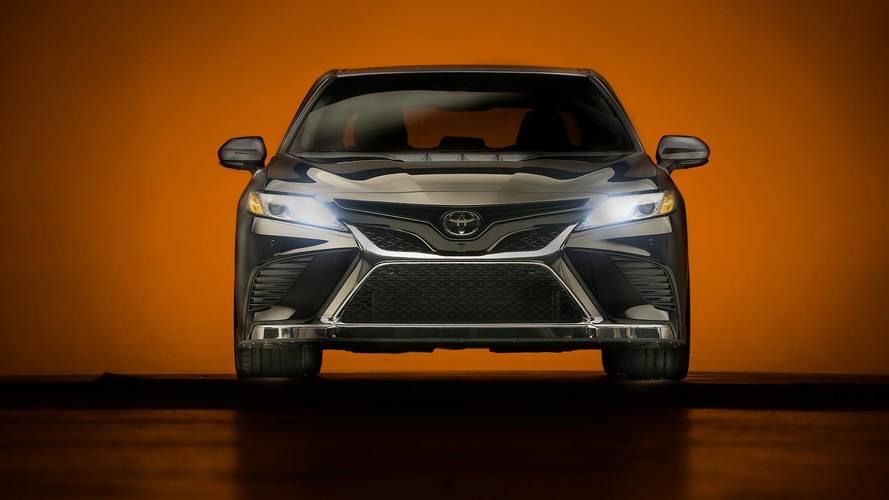 2018 Toyota SEMA Vehicles