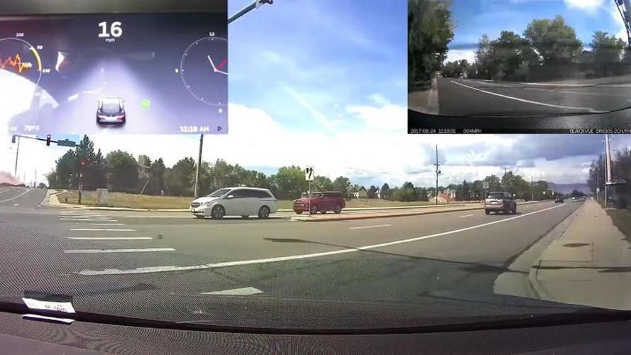 Musk Says Tesla Dashcam-Like Playback Ability