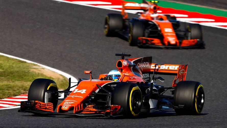 Las mejoras de McLaren para 2018 funcionan