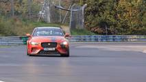 Jaguar XE SV Project 8: fotos espía en Nürburgring