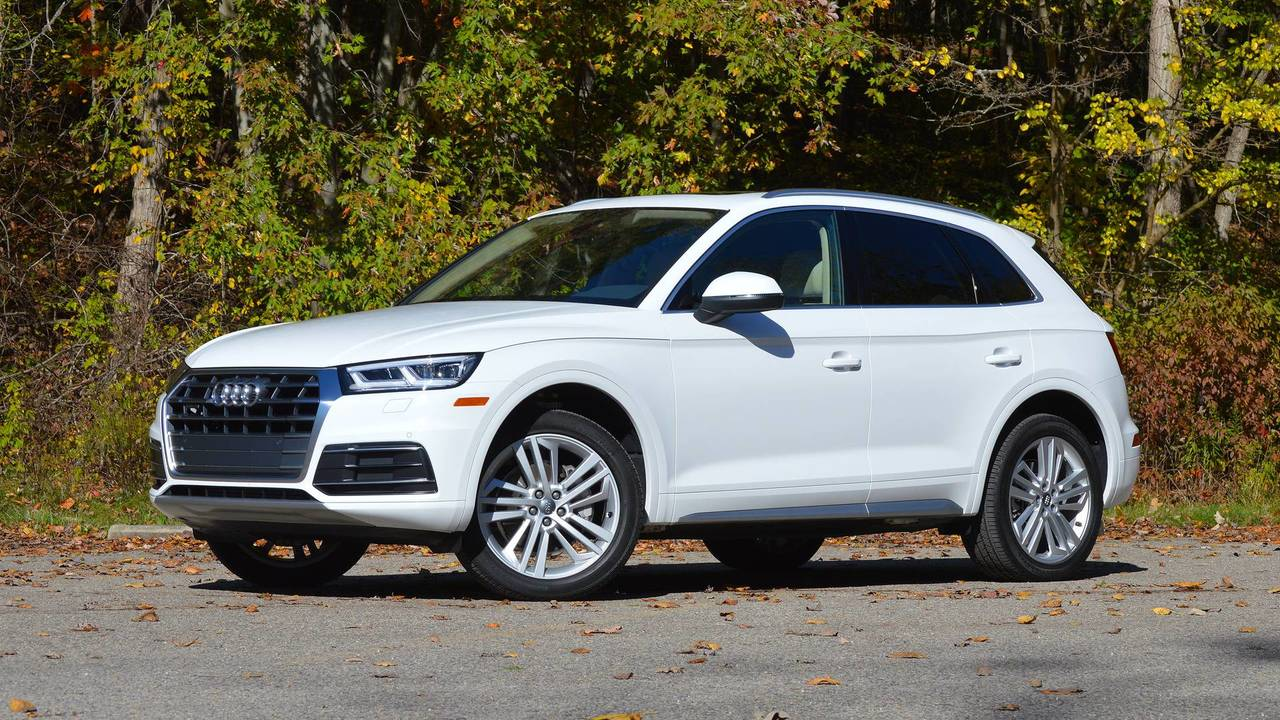 2017 Audi Q5 Msrp >> 2018 Audi Q5 Review: Playing To The Base