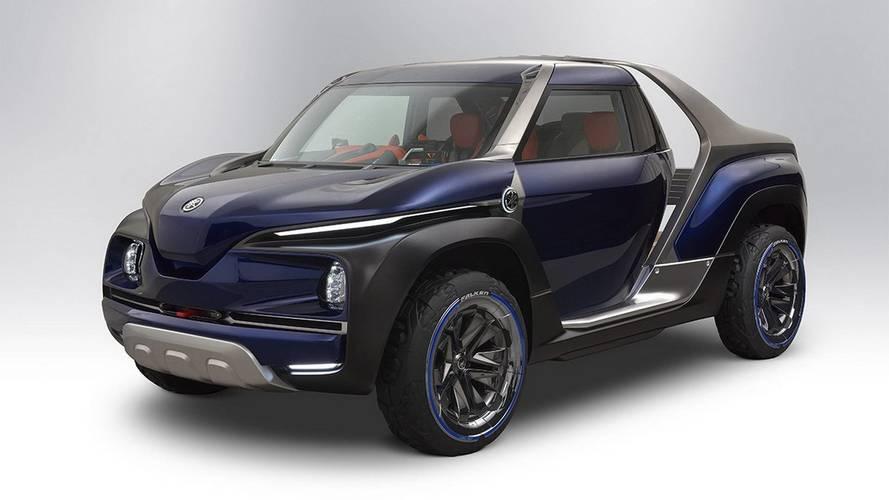 Yamaha'nın acayip Cross Hub pick up konsepti