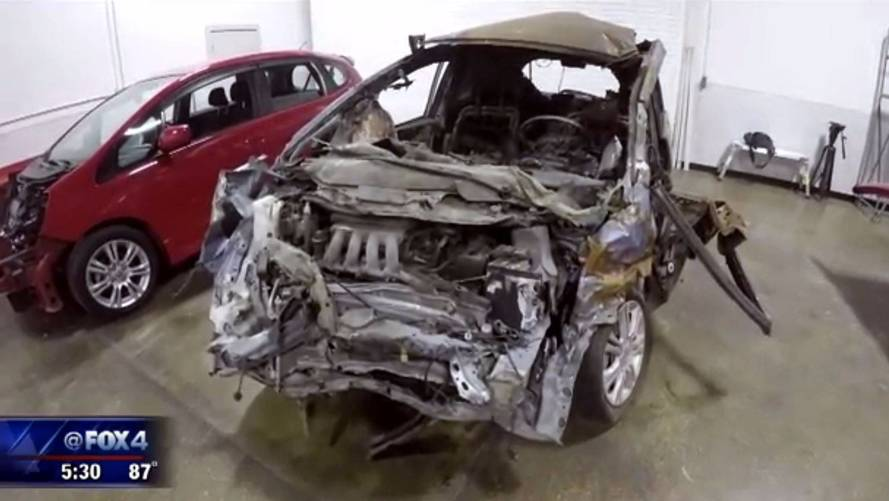 Couple Burned In Crash Awarded $42M After Body Shop Glued On Roof