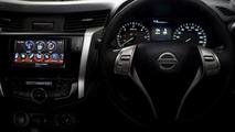 2015 Nissan Navara teaser screenshot