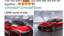 Fernando Alonso tweet screenshot