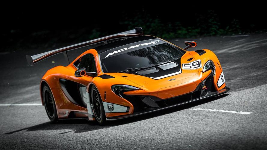 McLaren considering a return to Le Mans - report