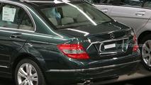 SPY PHOTOS: More Mercedes C-Class