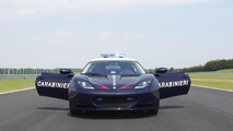 Lotus Evora S police car - 21.7.2011