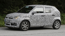 Suzuki iM-4 spy photo