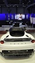 Lotus Evora Mansory Bespoke Concept live in Geneva - 01.03.2011