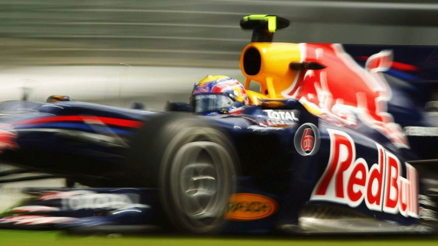 Red Bull would support ride-height change rule tweak