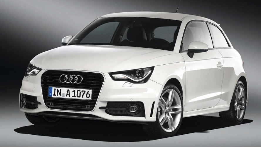 Audi does a U-turn on S1 name for A1 1.4 TSI