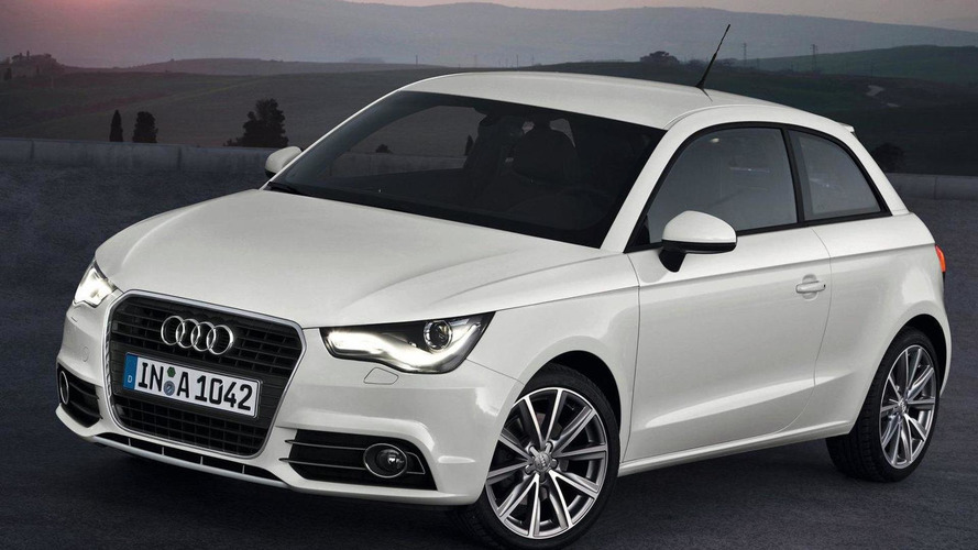 Audi A1 to be sold globally; U.S. has to wait for 2nd generation