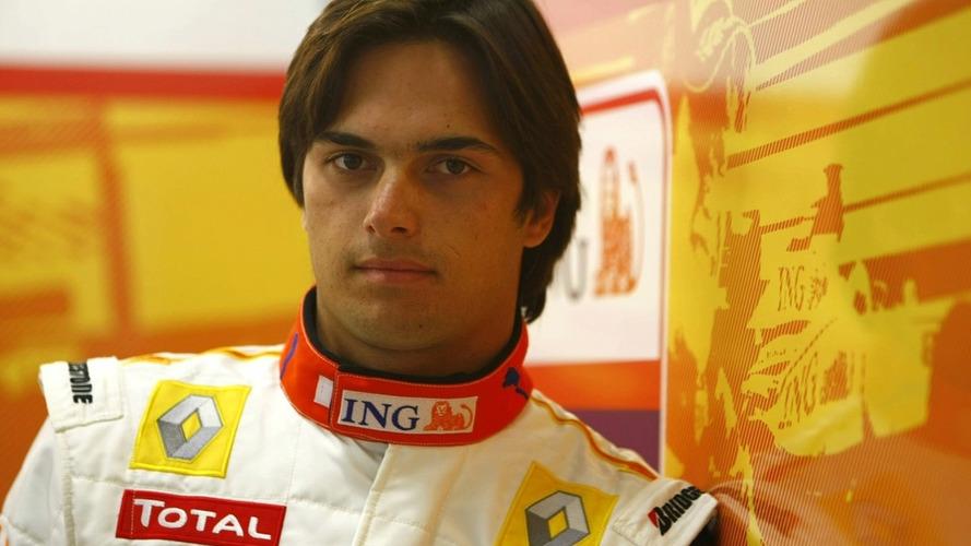 Symonds says Singapore crash was Piquet's idea