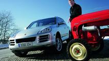 2010 Porsche Cayenne Diesel
