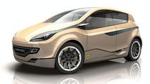 Magna Steyr MILA EV concept