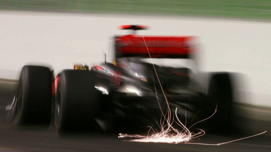 Hamilton hits out at state of Singapore track