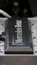Mercedes-Benz engine detail - F3 Euro Series 2009 at Lausitzring, Klettwitz, Germany, 29.05.2009