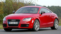 SPY PHOTOS: Audi TT RS