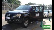 QRX 2010: Pilotamos a nova VW Amarok em Interlagos - Fotos e Impressões