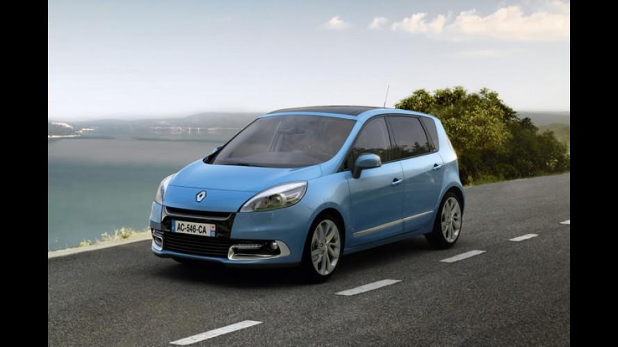 Renault renova toda a linha Scénic na Europa