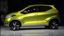 Salão de Nova Déli: Datsun mostra crossover redi-GO Concept