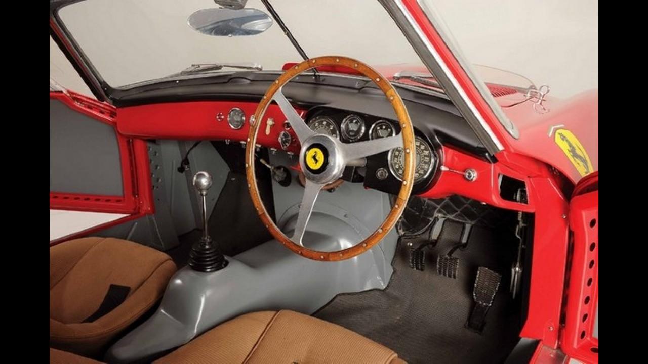 Ferrari de 1953 é vendida em leilão por US$ 12,8 milhões