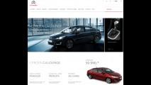 Novo C4 Lounge já pode ser configurado no site da Citroën