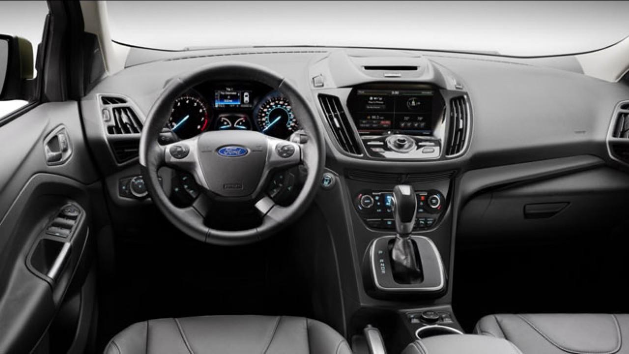 Ford Escape (Kuga) 2012 agora é um crossover global: vejam as fotos oficiais!